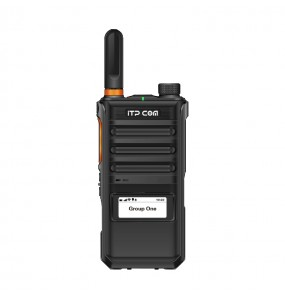 Radio bidirectionnelle PoC IC620 d'ITP COM (face)