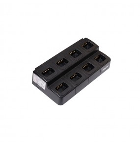 Chargeur multiple pour radios PoC IC199, IC529 et IC529A ITP COM (8 emplacements)