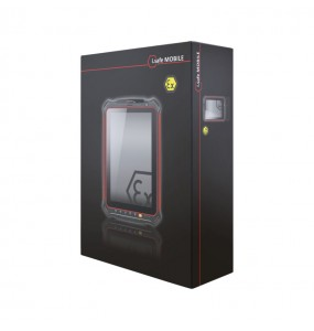 """Tablette i.Safe Mobile IS930.1 zone 1/21, Android 10, écran 8"""" (Pack)"""